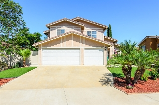 Main Photo: House for sale : 4 bedrooms : 9911 Bilteer Drive in Santee