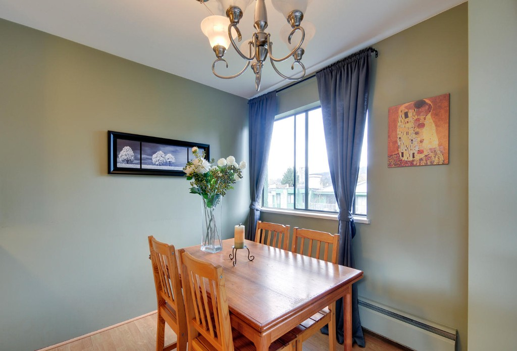 Photo 5: 312 3901 CARRIGAN COURT in Burnaby: Government Road Condo for sale (Burnaby North)  : MLS(r) # R2039778