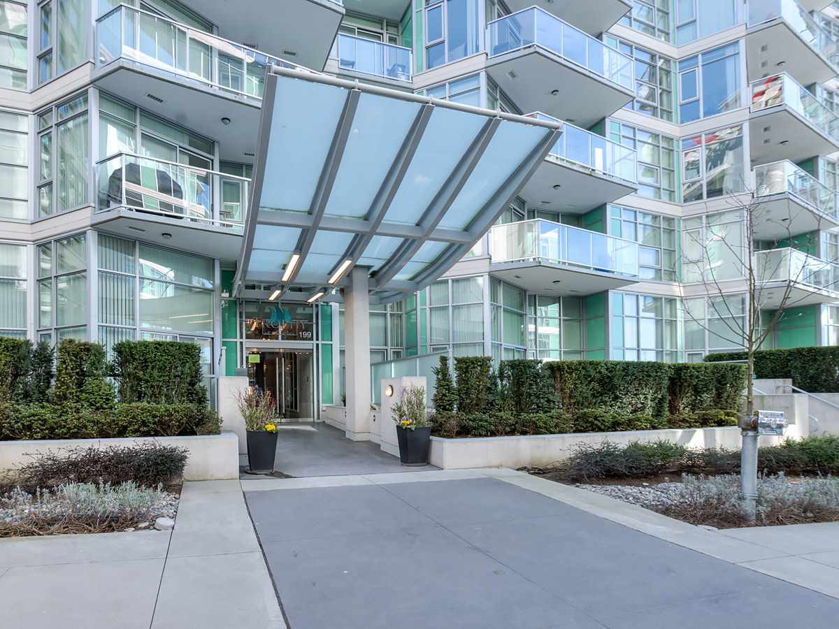 FEATURED LISTING: 708 199 VICTORY SHIP Way North Vancouver
