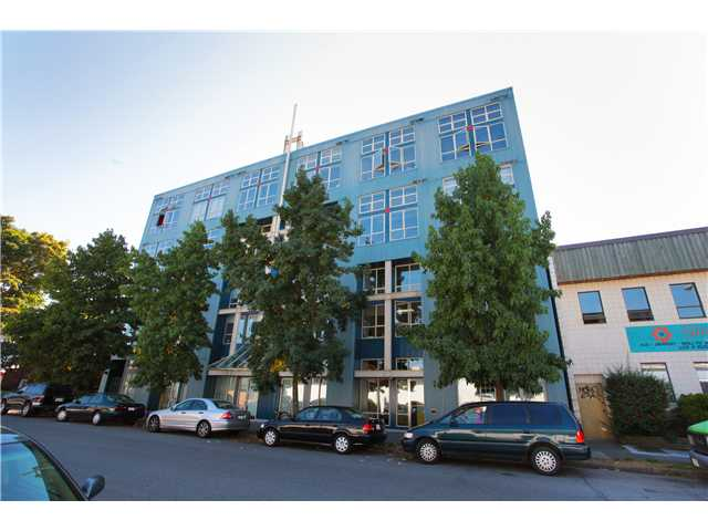Main Photo: 401 338 W 8TH Avenue in Vancouver: Mount Pleasant VW Condo for sale (Vancouver West)  : MLS®# V983590
