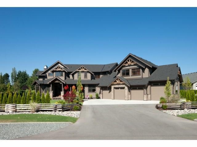"Main Photo: 4701 238TH Street in Langley: Salmon River House for sale in ""Strawberry Hills"" : MLS® # F1314952"