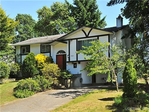 Main Photo: 312 Damon Drive in VICTORIA: VR Six Mile Single Family Detached for sale (View Royal)  : MLS® # 326052