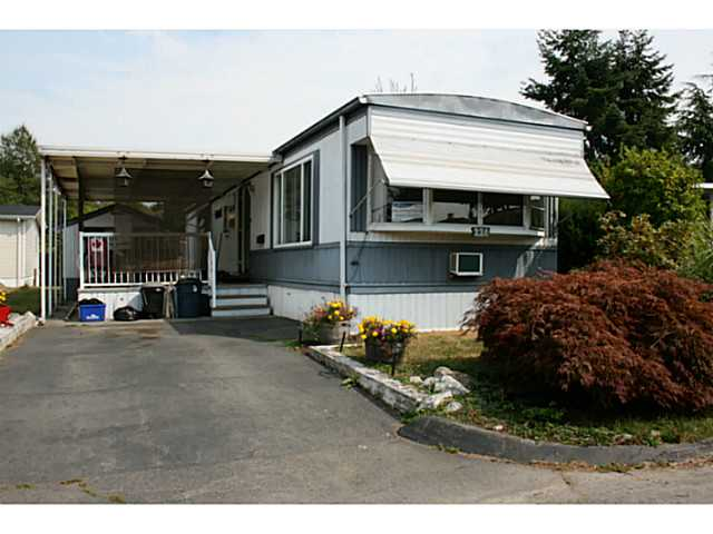 Main Photo: # 228 1840 160 ST in Surrey: King George Corridor Manufactured Home for sale (South Surrey White Rock)  : MLS® # F1449272