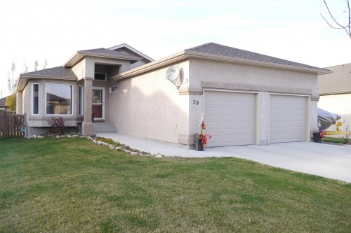 Main Photo: 39 Prairieview Drive: La Salle Single Family Detached for sale (Manitoba Other)  : MLS(r) # 1528949