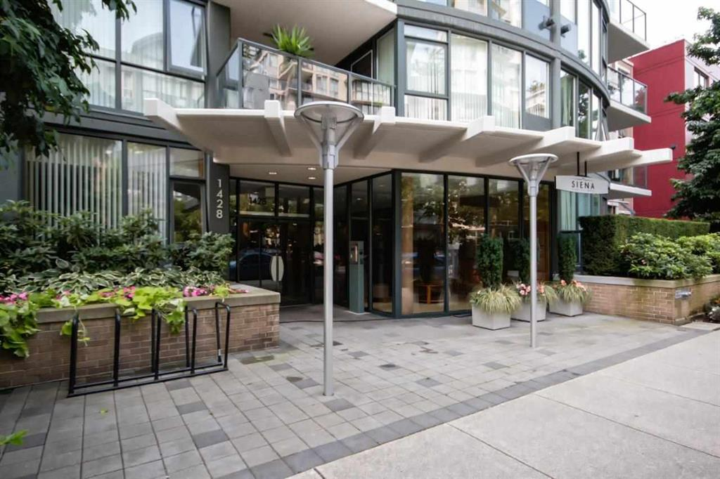 Main Photo: 304 1428 W 6TH AVENUE in VANCOUVER: Fairview VW Condo for sale (Vancouver West)  : MLS® # R2027533