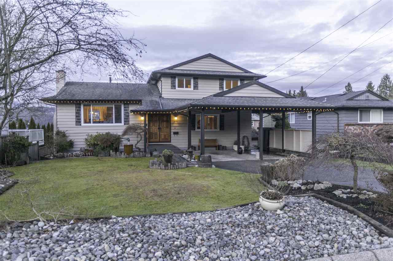 Main Photo: 2217 BROOKMOUNT DRIVE in Port Moody: Port Moody Centre House for sale : MLS® # R2023742