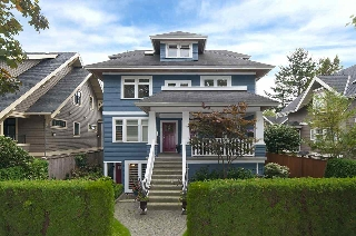 Main Photo: 1918 W 11TH AVENUE in Vancouver: Kitsilano Townhouse for sale (Vancouver West)  : MLS® # R2066055