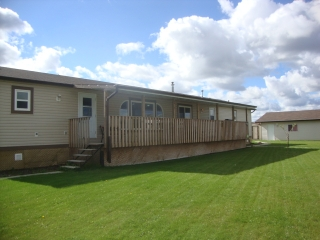 Main Photo: 1 Keystone Place in Whitecourt: Mobile for sale : MLS® # 43987