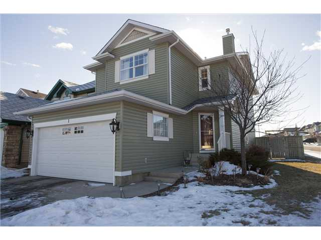 Main Photo: 1 BRIDLEWOOD Way SW in CALGARY: Bridlewood Residential Detached Single Family for sale (Calgary)  : MLS(r) # C3552754