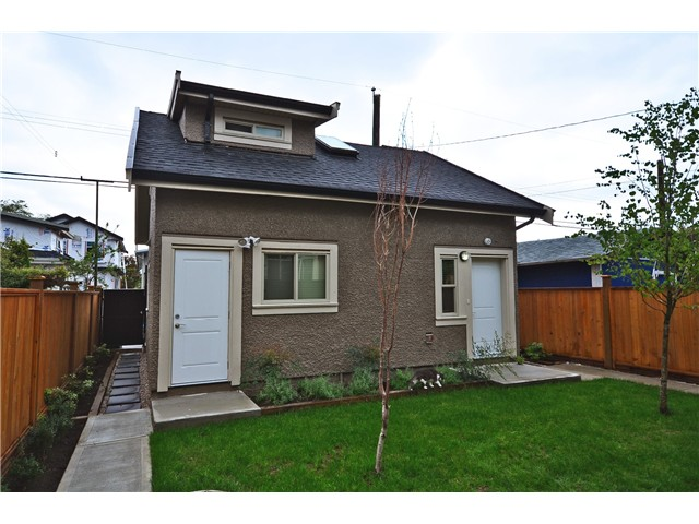 Photo 20: 536 E 47TH AV in Vancouver: Fraser VE House for sale (Vancouver East)  : MLS(r) # V1024771
