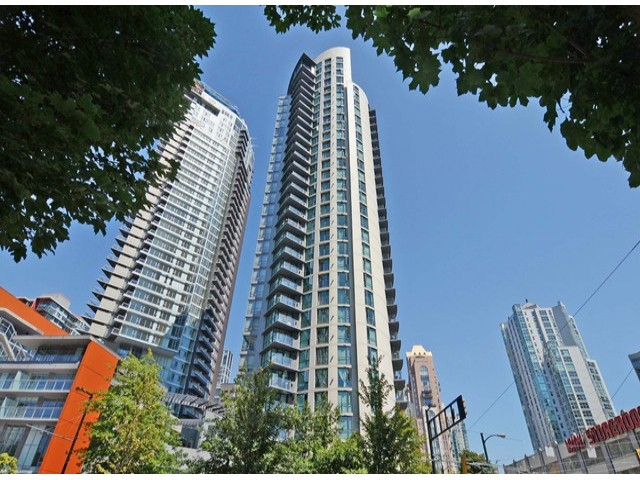 Main Photo: 303 501 Pacific Street in Vancouver: Yaletown Condo for sale (Vancouver West)  : MLS® # V1065282