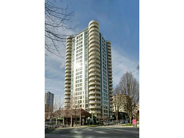 Main Photo: # 504 1020 HARWOOD ST in Vancouver: West End VW Condo for sale (Vancouver West)  : MLS® # V1108765