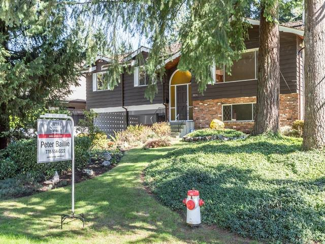 Main Photo: 1834 Layton Drive in North Vancouver: Blueridge House for sale : MLS® # R2004087