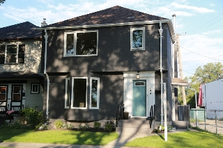 Main Photo: 246 Lipton Street in Winnipeg: Wolseley Single Family Detached for sale (West Winnipeg)  : MLS(r) # 1618802