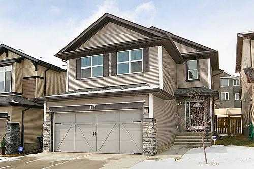 Main Photo: 117 SILVERADO SADDLE Heights SW in CALGARY: Silverado Residential Detached Single Family for sale (Calgary)  : MLS®# C3518322