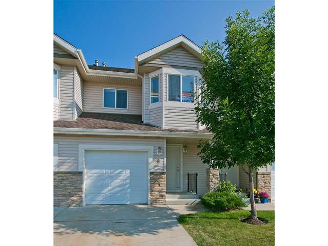 Main Photo: 8 ROYAL OAK Gardens NW in CALGARY: Royal Oak Townhouse for sale (Calgary)  : MLS®# C3535316
