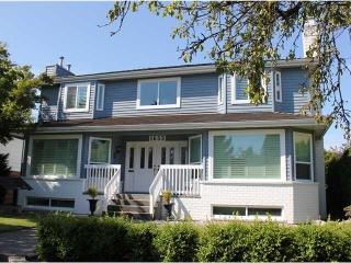 Main Photo: 1653 W 61ST Avenue in Vancouver: South Granville House for sale (Vancouver West)  : MLS® # V987953