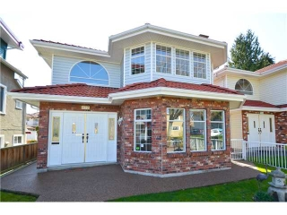Main Photo: 972 W 19TH Avenue in Vancouver: Cambie House for sale (Vancouver West)  : MLS(r) # V992451
