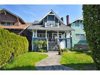 Main Photo: 3543 W 2ND Avenue in Vancouver: Kitsilano House for sale (Vancouver West)  : MLS(r) # V1006665