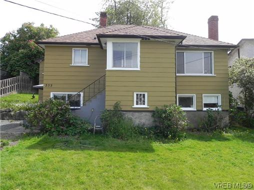 Photo 2: 555 Kenneth Street in VICTORIA: SW Glanford Single Family Detached for sale (Saanich West)  : MLS® # 323468