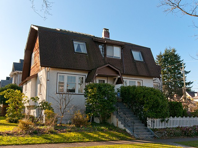 Main Photo: 3775 COLLINGWOOD Street in Vancouver: Dunbar House for sale (Vancouver West)  : MLS® # V1020634