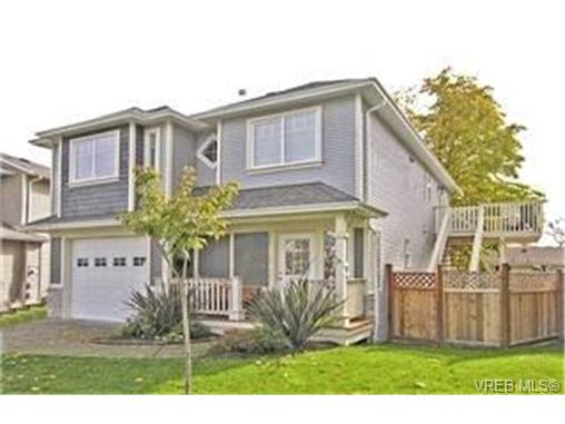 Main Photo: 4075 Willowbrook Place in : SW Glanford Single Family Detached for sale (Saanich West)  : MLS(r) # 206264