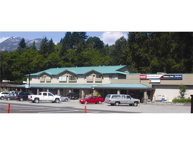 Main Photo: 38201 38229 WESTWAY Avenue in Squamish: Valleycliffe Commercial for sale : MLS® # V4040963