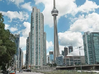 Main Photo: Condominium Sold | 397 Front St, Toronto, Ontario | $361,800 | Tony Fabiano