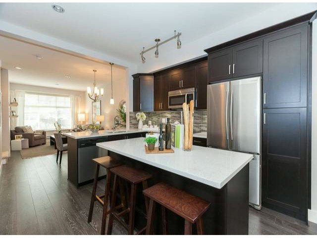 Photo 3: # 93 19525 73RD AV in Surrey: Clayton Condo for sale (Cloverdale)  : MLS® # F1411420