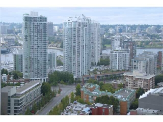 Main Photo: # 2704 909 MAINLAND ST in Vancouver: Yaletown Condo for sale (Vancouver West)  : MLS® # V1122038
