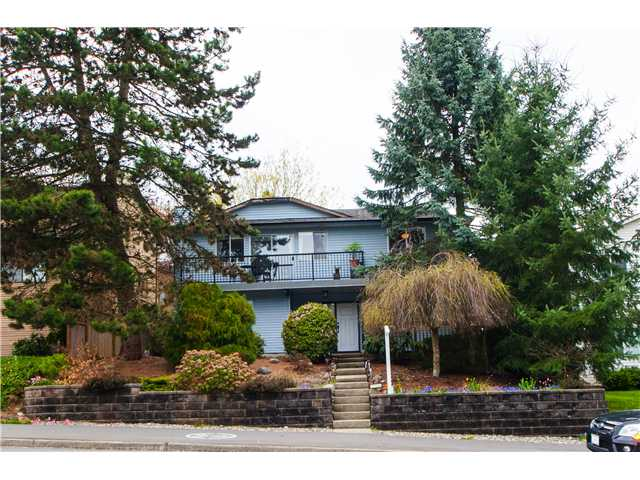 Main Photo: 790 CHILKO DR. in Coquitlam: Ranch Park House  : MLS®# V1112870