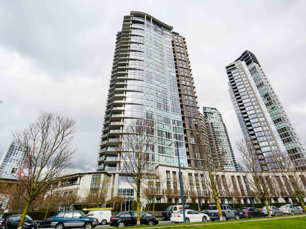 FEATURED LISTING: 3002 - 583 BEACH Crescent Vancouver