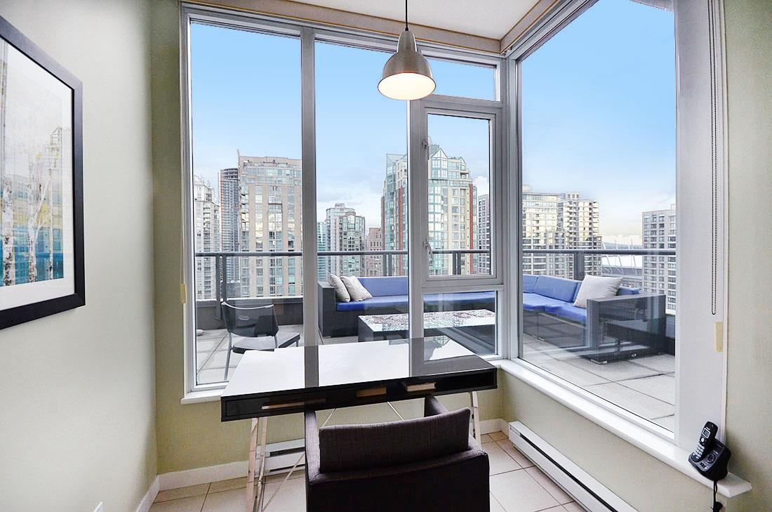Photo 7: 2302 1010 RICHARDS STREET in Vancouver: Yaletown Condo for sale (Vancouver West)  : MLS® # R2090358