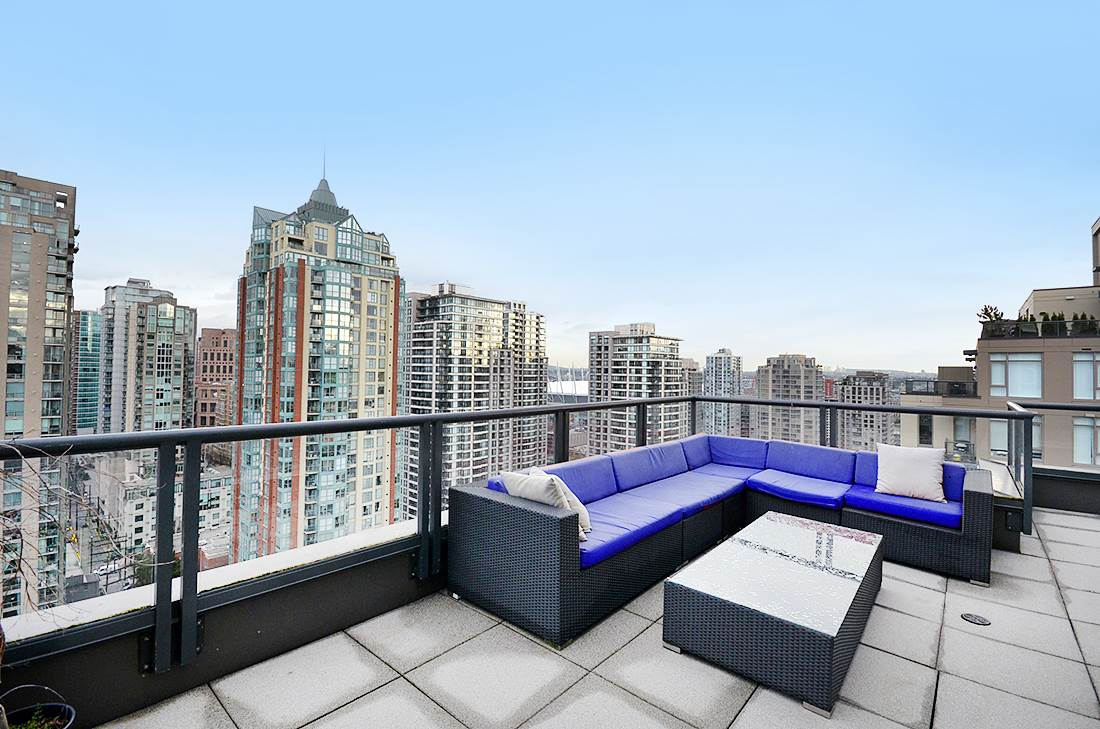 Photo 12: 2302 1010 RICHARDS STREET in Vancouver: Yaletown Condo for sale (Vancouver West)  : MLS® # R2090358