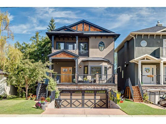 Main Photo: 1816 Westmount RD NW in Calgary: Hillhurst House for sale : MLS® # C4075188
