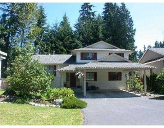 Main Photo: 3670 RUTHERFORD CR in North Vancouver: Princess Park House for sale : MLS® # V548181