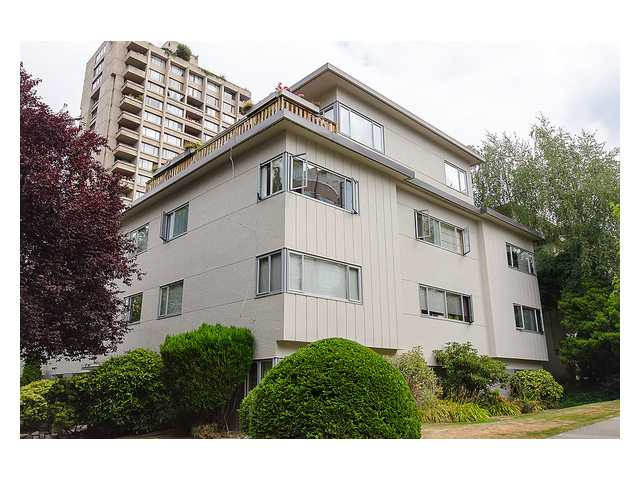 Main Photo: 301 1050 JERVIS Street in Vancouver: West End VW Condo for sale (Vancouver West)  : MLS® # V967283