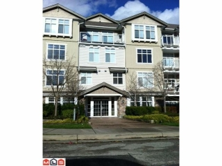 "Main Photo: 305 15323 17A Avenue in Surrey: King George Corridor Condo for sale in ""SEMIAHMOO PLACE"" (South Surrey White Rock)  : MLS(r) # F1227635"