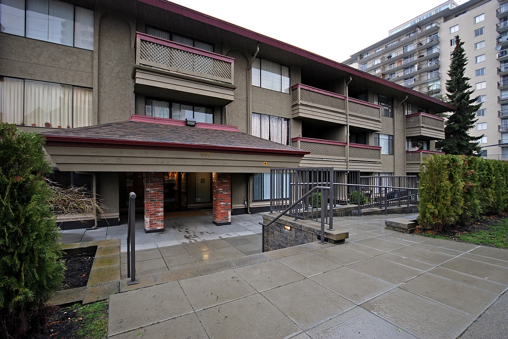 "Photo 10: 206 436 7 Street in New Westminster: Uptown NW Condo for sale in ""REGENCY COURT"" : MLS® # V989182"