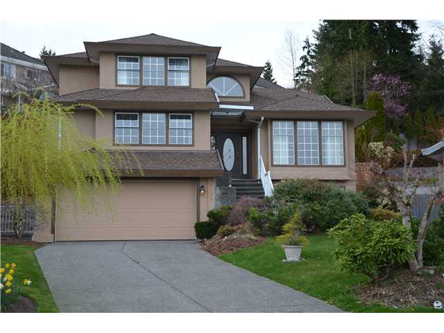 "Main Photo: 1508 VINEMAPLE Place in Coquitlam: Westwood Plateau House for sale in ""WESTWOOD PLATEAU"" : MLS® # V999435"