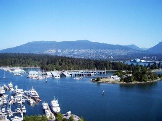 Main Photo:  in Vancouver: Coal Harbour Home for sale ()  : MLS®# V549655