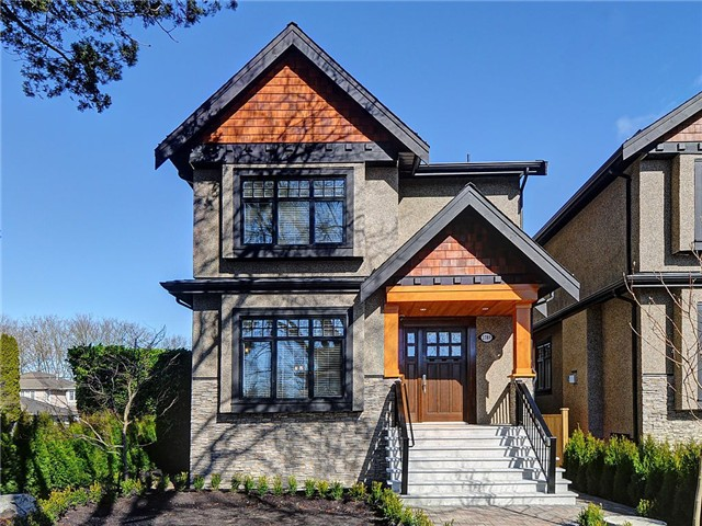 Main Photo: 2789 W 14TH Avenue in Vancouver: Kitsilano House for sale (Vancouver West)  : MLS® # V1010928