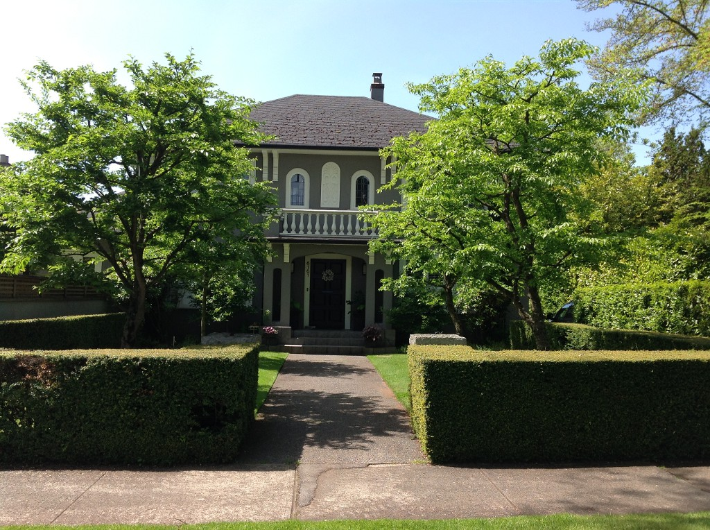 Main Photo: 6161 Churchill St in Vancouver: South Granville House for sale (Vancouver West)