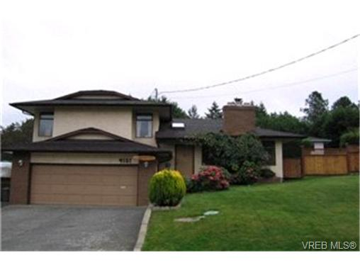 Main Photo: 4151 Lark Road in VICTORIA: SE High Quadra Single Family Detached for sale (Saanich East)  : MLS® # 206824