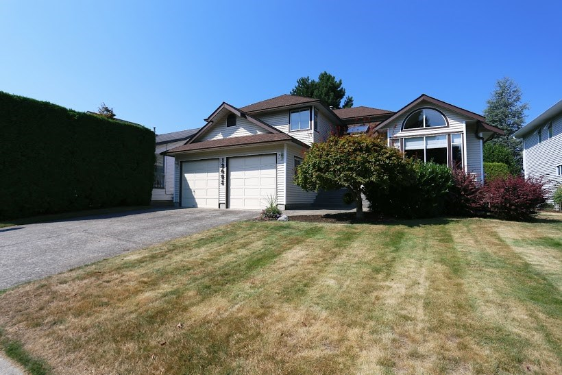 Main Photo: 12095 IRVING ST in Maple Ridge: Northwest Maple Ridge House for sale : MLS® # V1138545