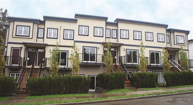 Main Photo: 110 2273 Triumph Street in Vancouver: Hastings Townhouse for sale (Vancouver East)  : MLS(r) # r2004030
