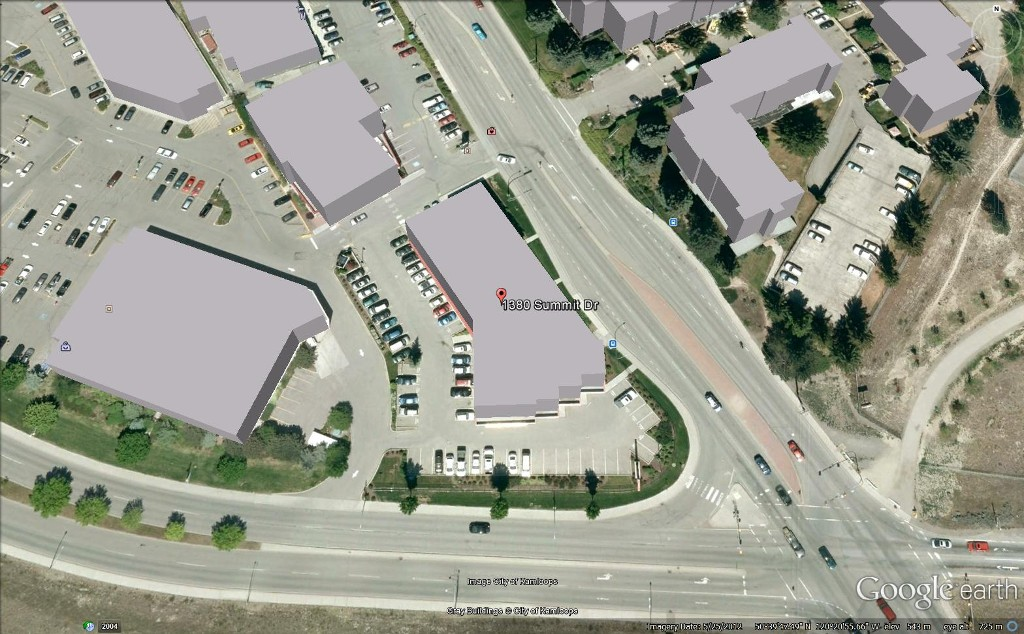Photo 3: #7-1380 Summit Drive in Kamloops: sahali Building and Land for lease (kamloops)
