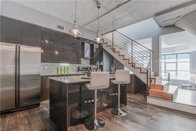 Main Photo: 155 Dalhousie St Unit #Ph 5 in Toronto: Church-Yonge Corridor Condo for sale (Toronto C08)  : MLS® # C3543677