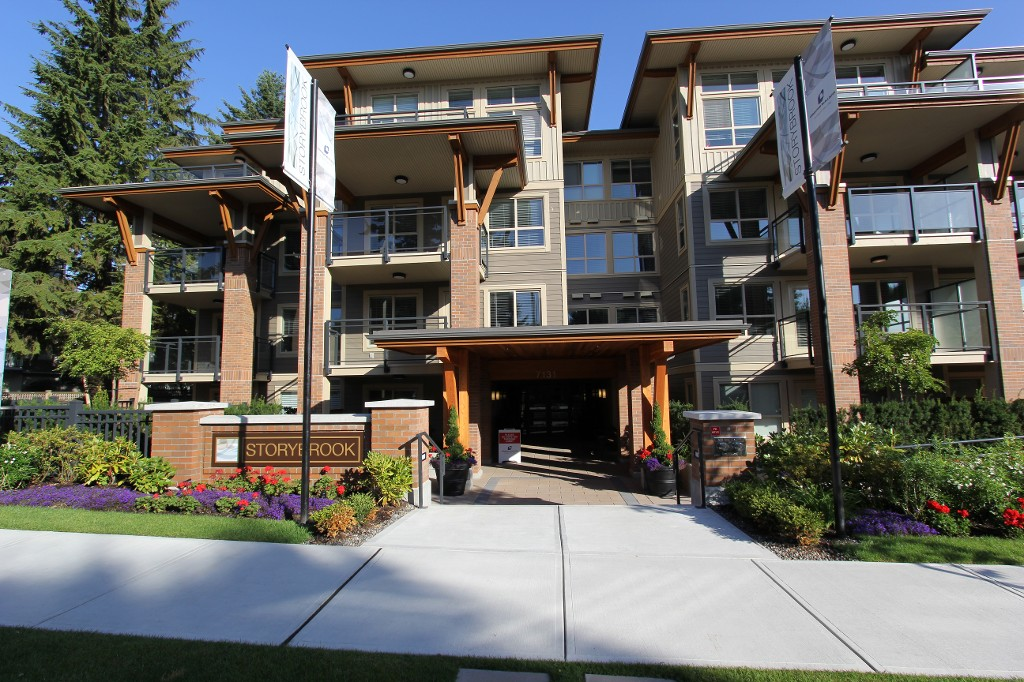 Main Photo: 316 7131 Stride Avenue in Burnaby: Edmonds BE Condo for sale (Burnaby East)