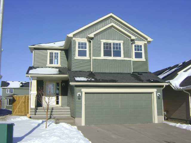 Main Photo: 19 WESTRIDGE Green: Okotoks Residential Detached Single Family for sale : MLS(r) # C3508559